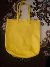Baggu Leather Large Size Woman  Tote Purse