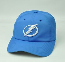 NHL American Needle Tampa Bay Lighting Flex Fit Blue Adjustable Relaxed Hat Cap