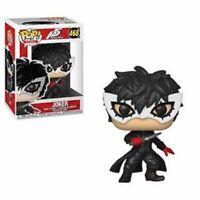 Joker Persona 5 Funko Pop Vinyl New in Mint Box + Protector