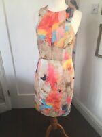 H&M Brocade Dress Size 12