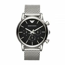 Emporio ARMANI Classic Stainless Steel Mens Watch AR1811