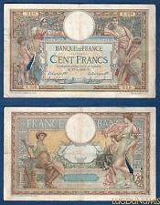 100 Francs Luc Olivier Merson type 1906 Avec LOM 13-5-1908 E.226 TB