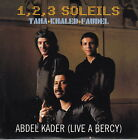CD SINGLE 2 TITRES FAUDEL / KHALED / TAHA / ABDEL KADER 2EME POCHETTE