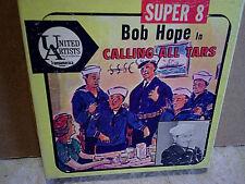 1967 BOB HOPE-Calling All Tars SUPER 8 FILM #2223,1936 united artists,ken inc.