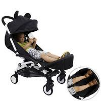 Baby Pram Legs Foot Extension Footrest Baby Stroller Infant Pram Foot Board