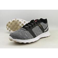 Reebok Sublite Speedpak MTM Women US 8.5 Gray Running Shoe Pre Owned  1343