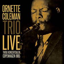 ORNETTE COLEMAN TRIO - Tivoli Koncertsalen Copenhagen 65. New CD + Sealed. *NEW*