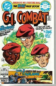 DC G.I. Combat #263 '84 W: Kanigher, Newman A: S. Glanzman, E.R. Cruz, V. Catan