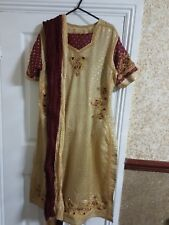 Asian Indian/Pakistani designer party wedding Eid  wear