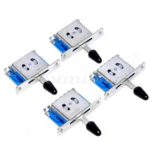 4 X High Quality Guitar Pickup Selector 5-way Switch Great Price Wholesale Parts