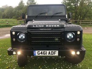 Land rover Defender 90 200tdi NUT & BOLT on Galvanised chassis & new bulkhead