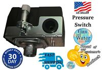 Pressure Control Switch for Air Compressor 95-125psi SINGLE PORT GW QS1H