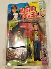 Vintage 90s 1999 Scott Evil Austin Powers Action Figure Series 2 Mcfarlane Toys