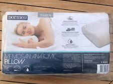Dormeo Memosan Anatomic Pillow - 30 x 50 cm - Brand New - Sealed