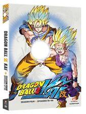 Funimation Dragon Ball Z Kai-season 4 [dvd/4discs] (fmadfn08834d)
