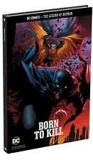 DC Comics The Legend Of Batman Graphic Novel Collection Volume 3: BORN TO KILL