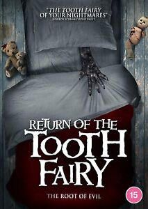 RETURN OF THE TOOTH FAIRY - DVD - BRAND NEW SEALED** FREE POST**