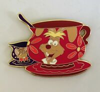 Disney Mystery Trading Pin - Alice in Wonderland March Hare Teacup - LE 250