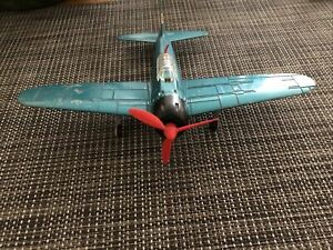 Dinky Toys A6M5 ZERO-SEN Japanese WW2 fighter Plane, Made In England No Box