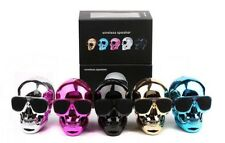 🔥Enceinte speaker Bluetooth tête de mort Skull taille XL Design!🔥