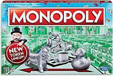 Genuine MONOPOLY Classic, 2 to 6 Players, Family Board Games, Ages 8+