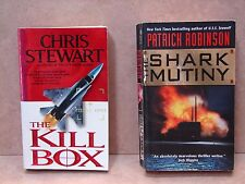 2 Mysteries, 1 by Chris Stewart & 1 by Patrich Robinson Paperback B0611