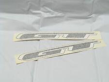 NOS Vintage GT Zaskar DT Frame Decal Sticker Black White 12 1/2 in MTB