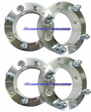 4 - 2 inch in Polaris RZR XP1000 CNC Billet Aluminum Wheel Spacers XP 1000 UTV X