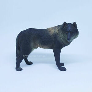 "1/6 Scale Wolf Model Toy Figurine For 12""in Action Figures Toy Soldier Animals"