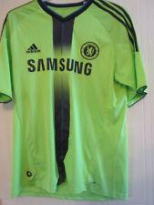 Chelsea 2010-2011 Third Away Football Shirt Large Mans /35239