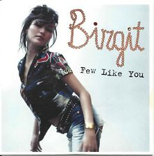 Birgit -  Few Like You     cd single in cardboard (Schuurman)
