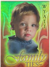 Charmed Connections Family Ties Box Loader Chase Card BL3