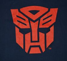 TRANSFORMER new w Tag Tee T-Shirt Optimus Prime Men's Medium large L
