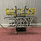 Michelob Dry Vintage Neon Bar Sign, Great Condition
