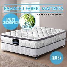 Innerspring Medium Comfort Level Mattresses with 7 Zones