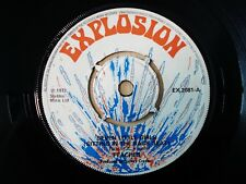 "Peaches Seven Little Girls (Sitting In The Backseat) UK 7"" Explosion EX.2081 EX+"