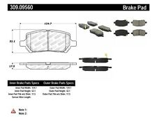 StopTech Sport Brake Pads fits 2004-2007 Saturn Ion  STOPTECH