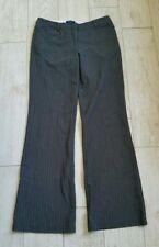 Star City Dress Pants size 5 - miranda - gray with pink pinstripes