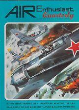 AIR Enthusiast No. 2 (Vampire on Trampoline, LA-5, Chaco War, Allison P-51)