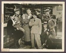 The Last Gangster 1937 Mafia Mob Cosa Nostra G-Men OG Crime Family Photo J6228