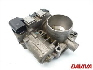 2013 Fiat 500 1.2 Benzin 51kW 69HP Beschleunigung Drosselklappe 55250461 10GTE3F