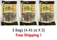 Amber Ginger Rock Candy 4.41oz (3 bags) -GT