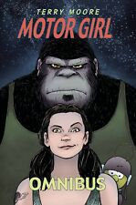 MOTOR GIRL OMNIBUS HARDCOVER Abstract Studios Comics Collecting #1-10 HC