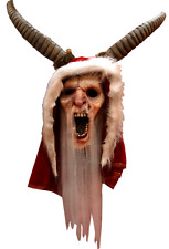 Halloween Christmas Costume Michael Dougherty's Krampus ADULT LATEX DELUXE MASK