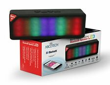 Led Bluetooth Speaker By Abco Tech