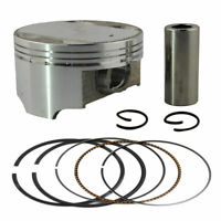 Pistons Rings Kit for Suzuki DR250 1990~1995 AN250 1998~2006 Bore  φ73.75mm +75