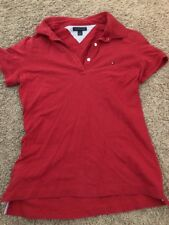 Tommy Hilfiger Womens Polo Size Small