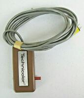 Vintage Technicolor Remote Control Clicker Camera / Projector? Wired