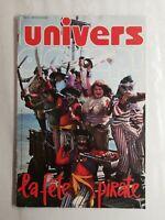 N60 Rivista Universo Okapi N° 137 La Festa , Isola Della Mucca