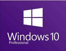 Win 10 pro 32/64bit Vollversion 1 Lizenz/license